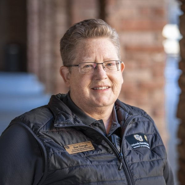 Photo of Sue Dangel