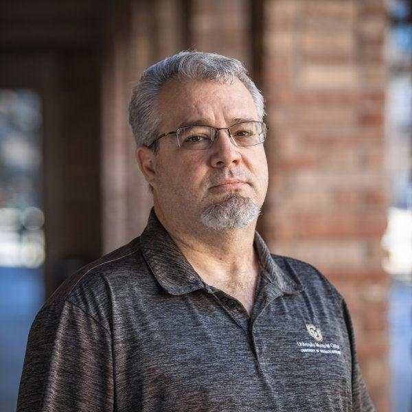 Photo of Todd Borning