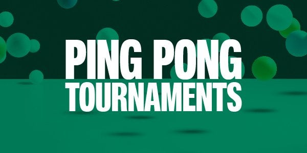 Ping Pong Tournaments