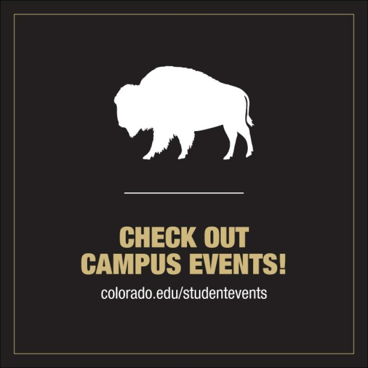 Check Out Campus Events