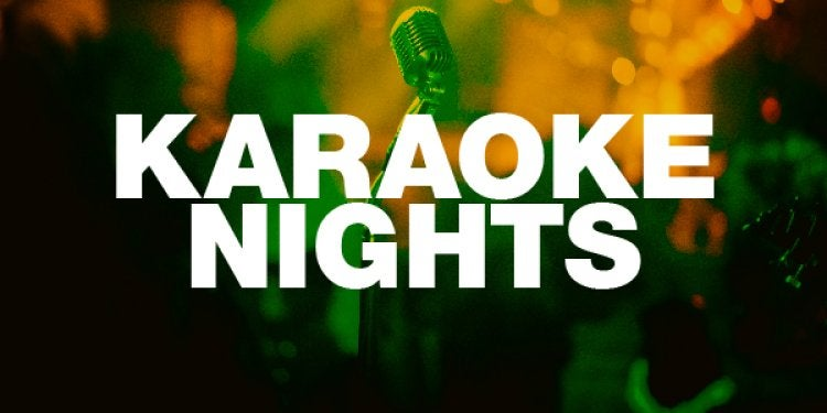 Karaoke Nights at The Connection