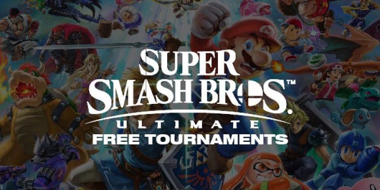 Smash Tournaments at The Connection
