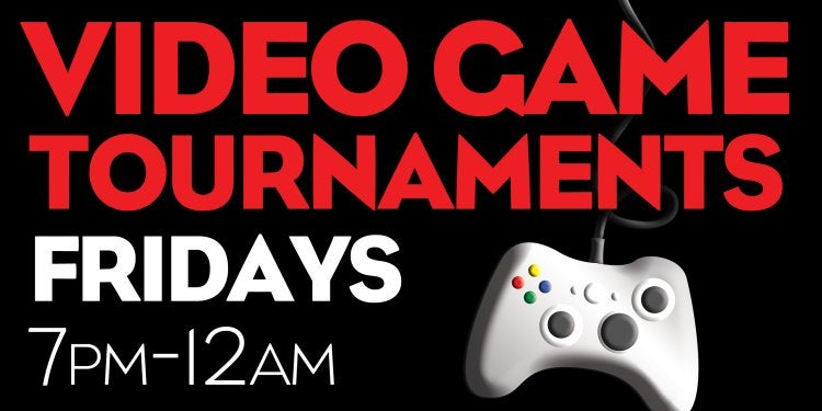 Video Game Tournaments University Memorial Center