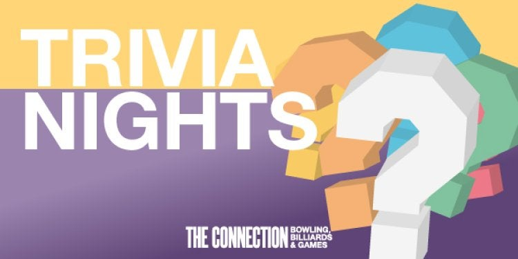 Trivia Nights at The Connection