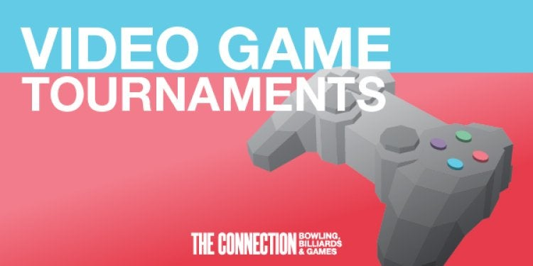 Video Game Tournaments at The Connection
