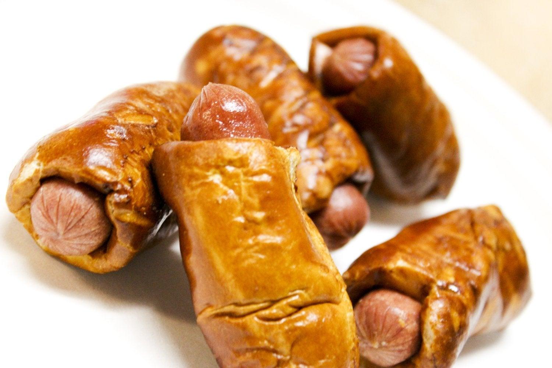 Mini Pretzel Dogs Recipes — Dishmaps