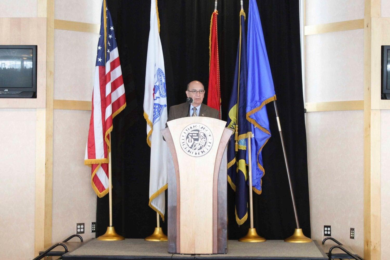 Photo of CU Chancellor Dr. Philip P. DiStefano