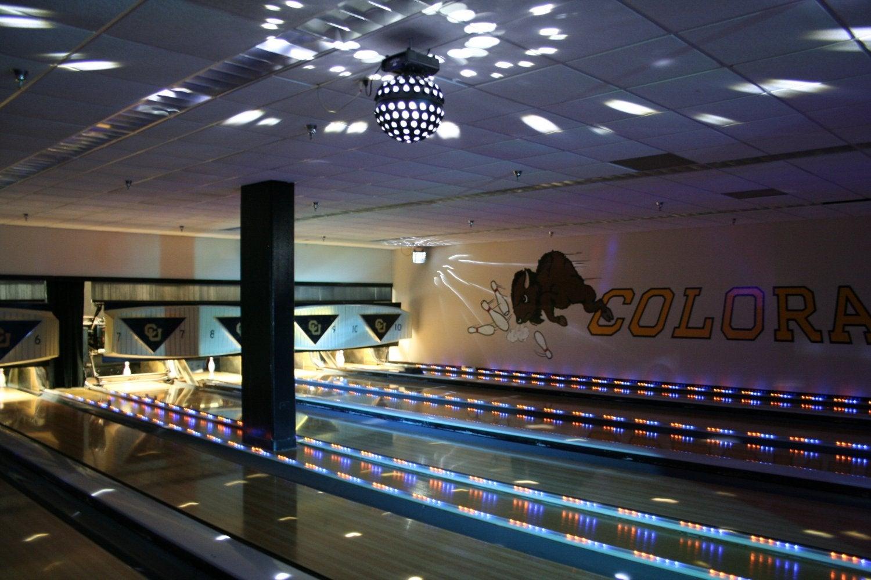 Black Light Bowling
