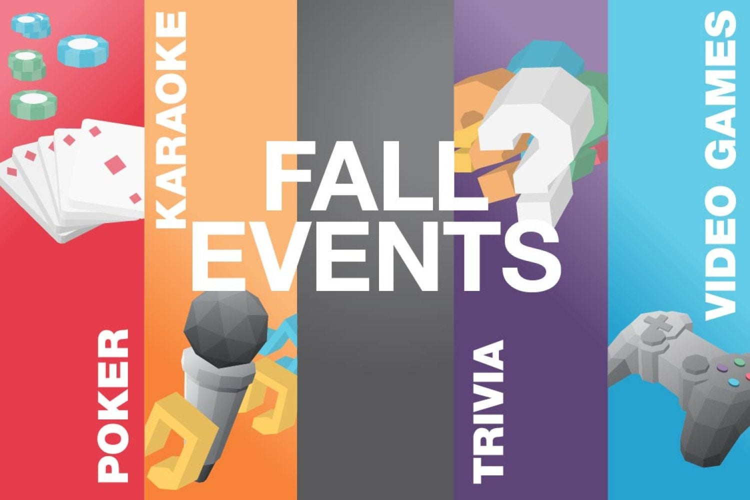 Fall Events hosted by The Connection