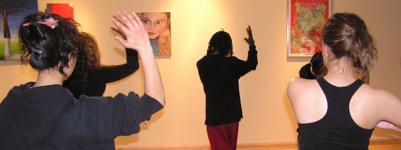 Dennis Small Cultural Center dance class