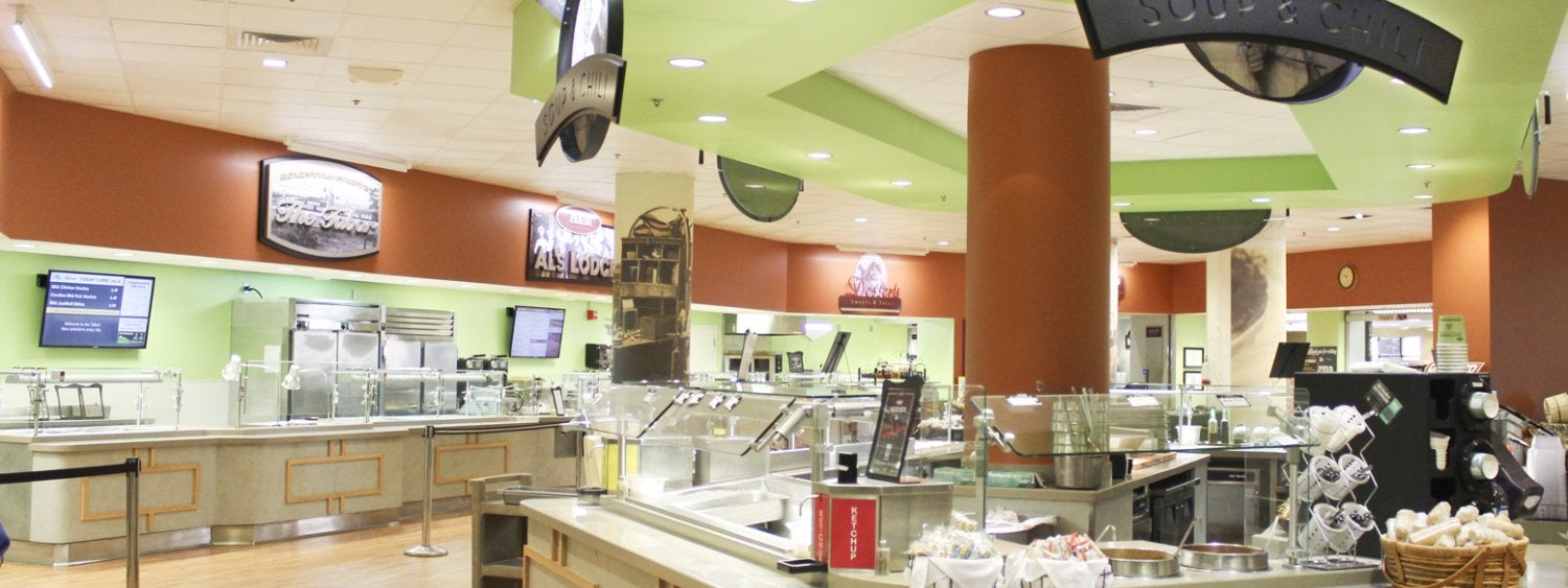 Alferd Packer Restaurant & Grill has a new look with different colors