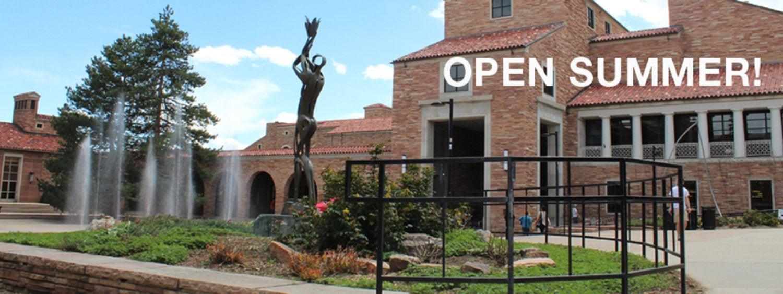 The UMC south entrance