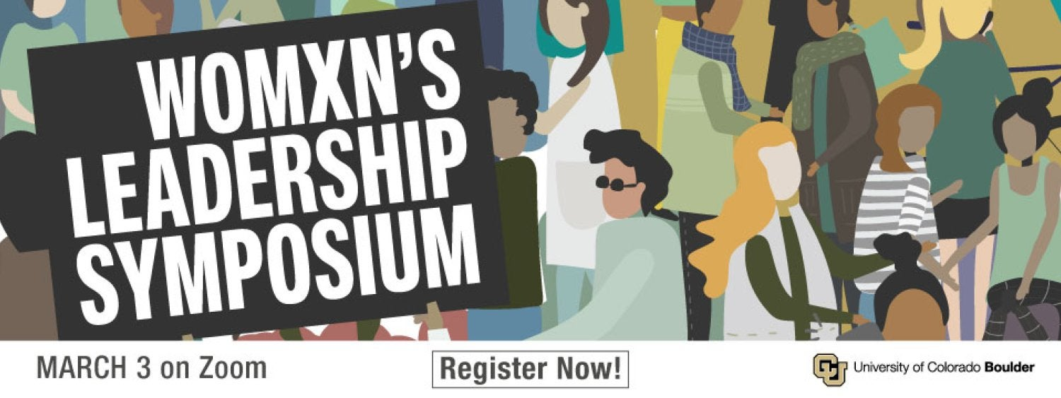 Registration now open for the Womxn's Leadership Symposium