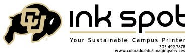 Ink Spot Copy Center logo
