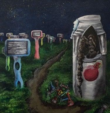 """""""Tangled"""" by Derek Carpenter"""