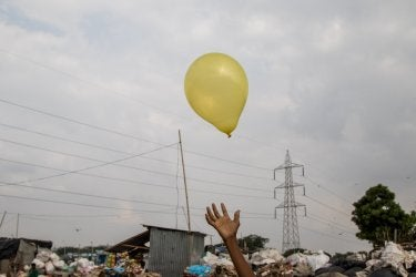 """Balloon"" by Jackson Barnett"