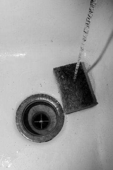 """Cleaning"" by Jackson Barnett"