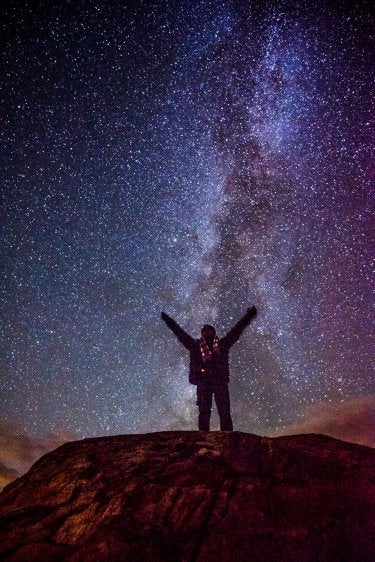 """""""Me and the Milky Way"""" by Suphawit Duangphumek"""