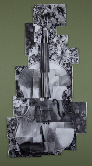 """""""Viola"""" by Josef Fischer"""