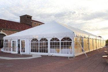UMC South Terrace Tent