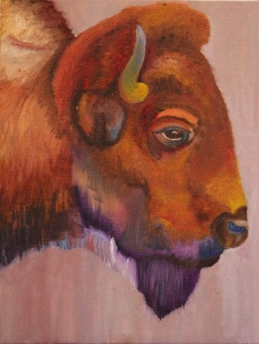 """""""The Buffalo"""" by Jennifer Lick"""