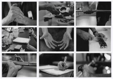 """""""Working Hands"""" by Jazmine Prosch"""