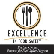 Logo for the Partners in Food Safety program