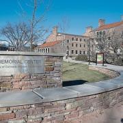 Outside of University Memorial Center