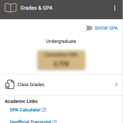 Decorative thumbnail of new grades & gpa view