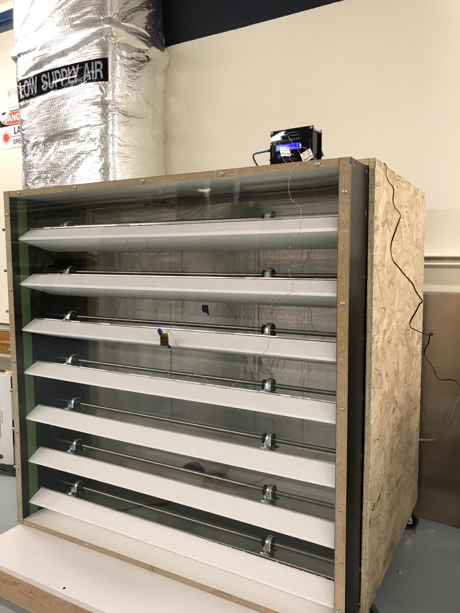 dynamic insulation systemprototype