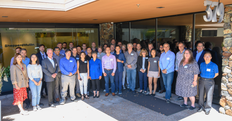investors and partners group photo