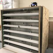 dynamic insulation prototype