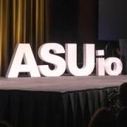ASUio logo image