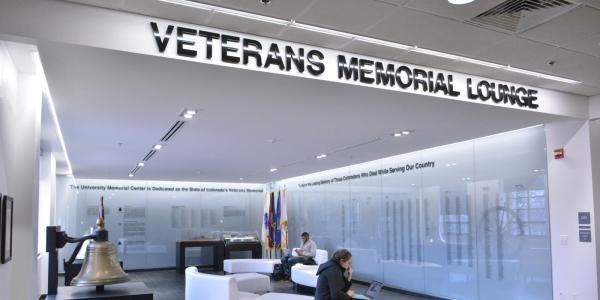 Veteran Memorial Lounge