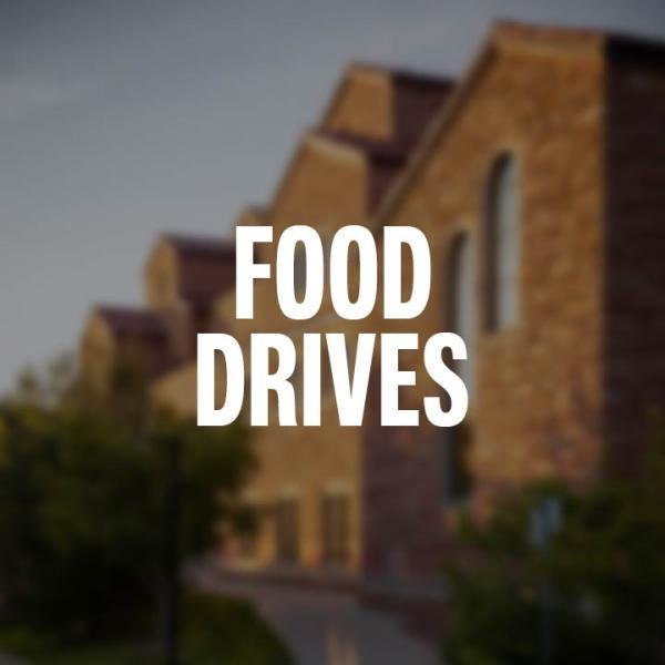 Food Drives