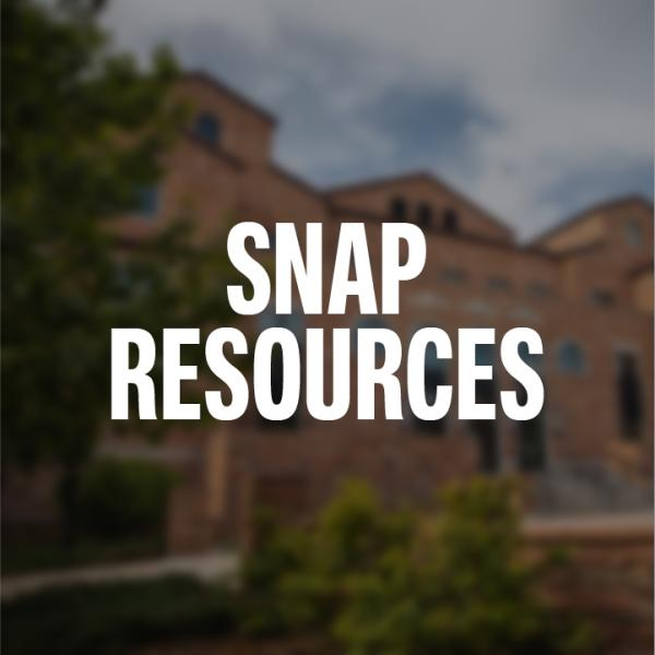 SNAP Resources