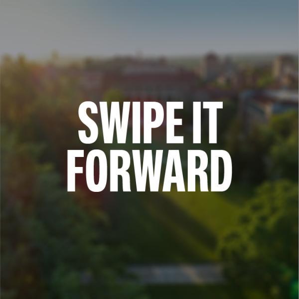 Swipe it Forward