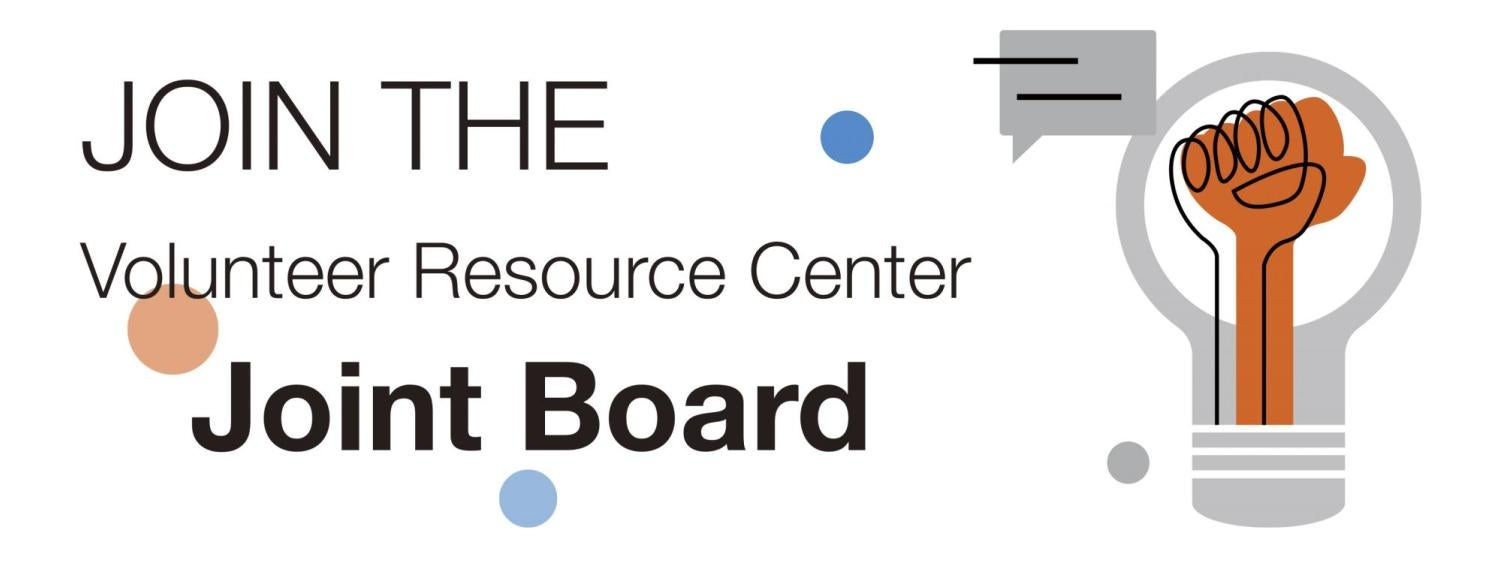 Join the Volunteer Resource Center Joint Board