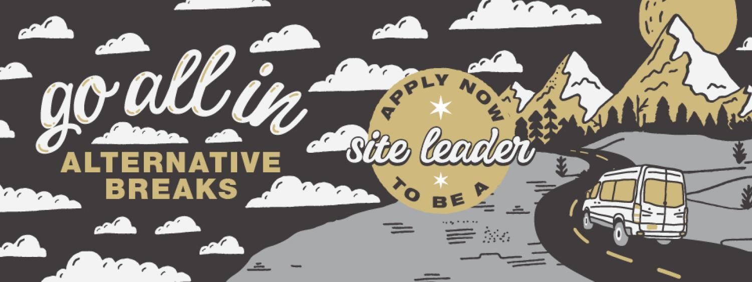 Become an Alternative Breaks Site Leader