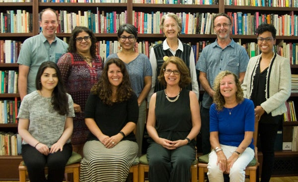 WGST Faculty Fall 2019