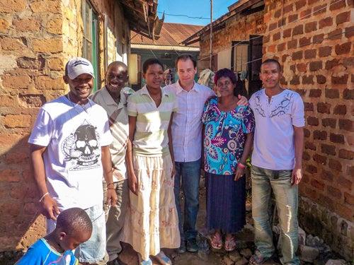 Wyrod in Uganda