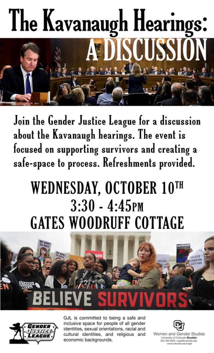 Kavanaugh Hearing Discussion