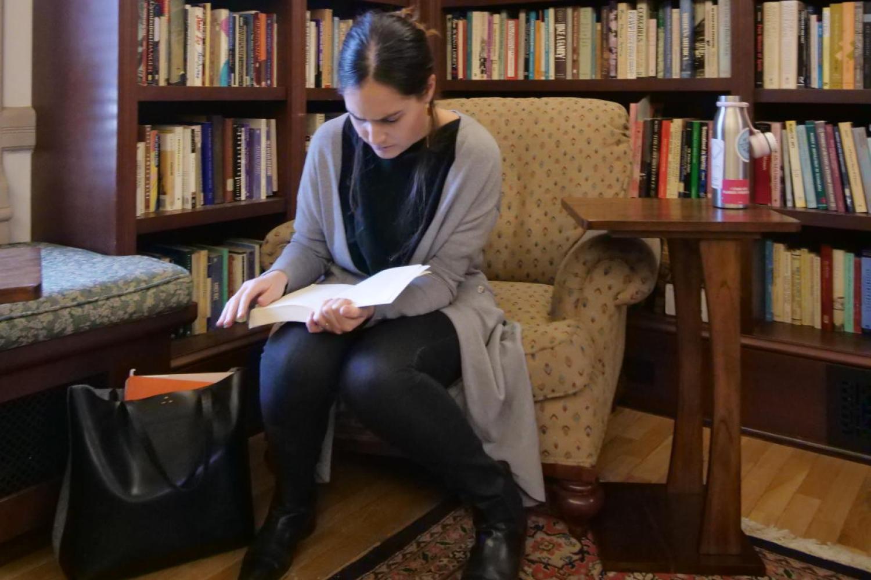 Cottage Studying