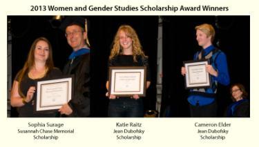 Undergraduate Scholarships Women Gender Studies University Of